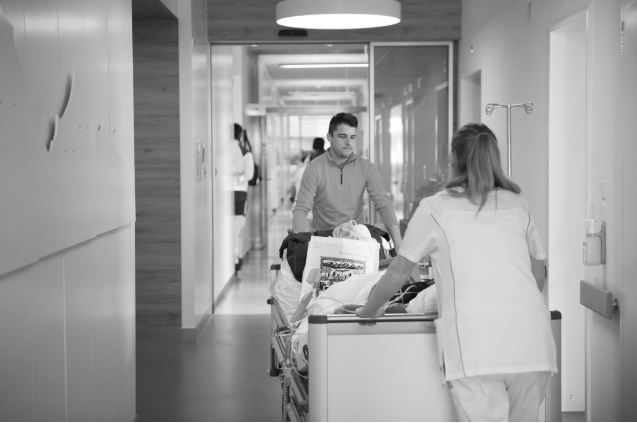 Umzug Spital Wattwil