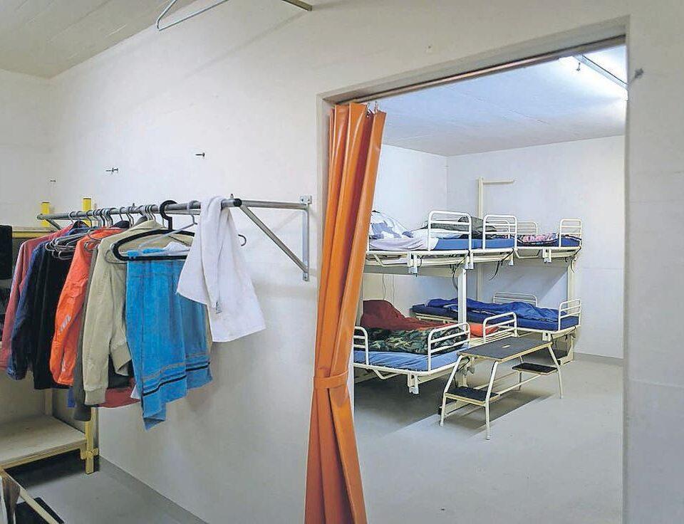 Asylunterkunft Weier Alt St. Johann