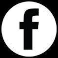 Icon Facebook klein schwarz-weiss