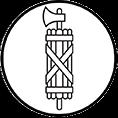 Icon Kanton St. Gallen klein schwarz-weiss