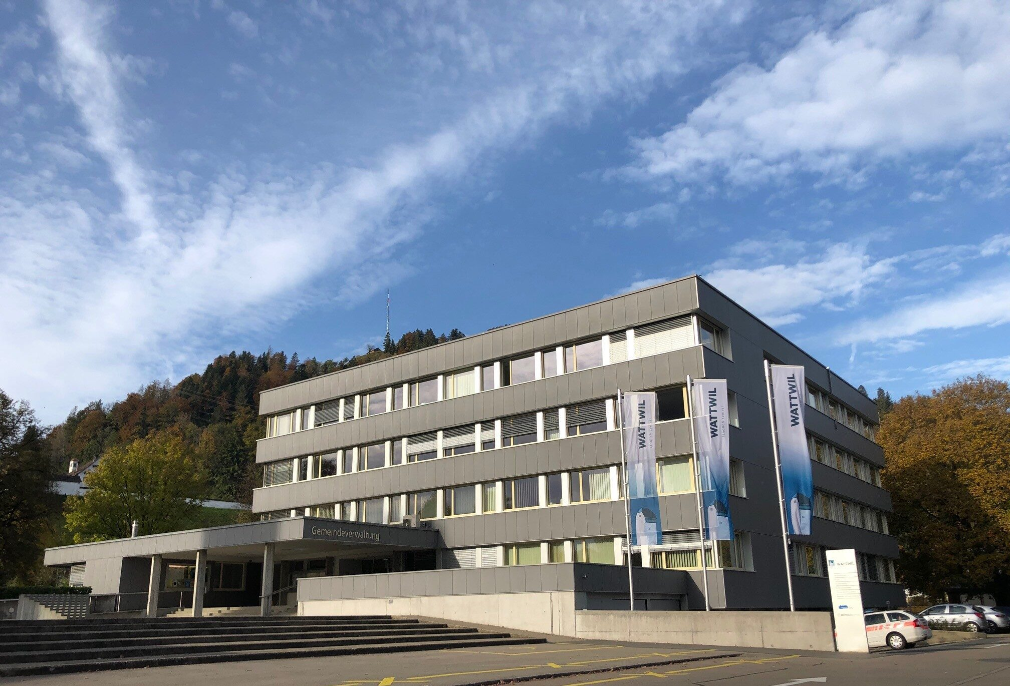 Gemeindehaus Wattwil